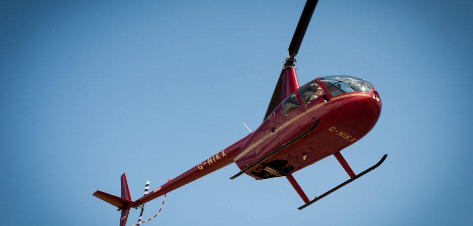 robinson helicopter flight skrydis